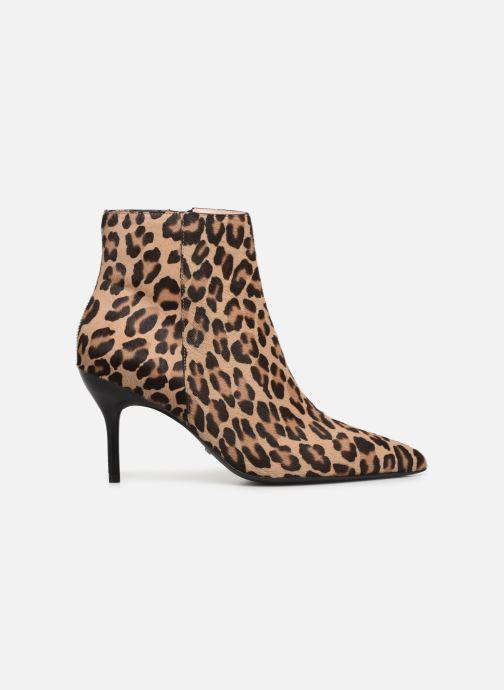 Boot 358825 Et Free Lance 7 Animal Jonie Chez Boots Zip Bottines beige wUAUXBq