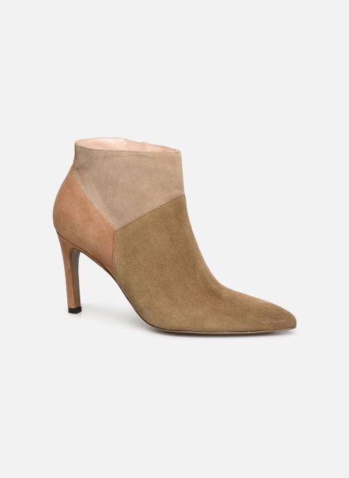 Stiefeletten & Boots Free Lance Forel 7 Low Zip Boot beige detaillierte ansicht/modell