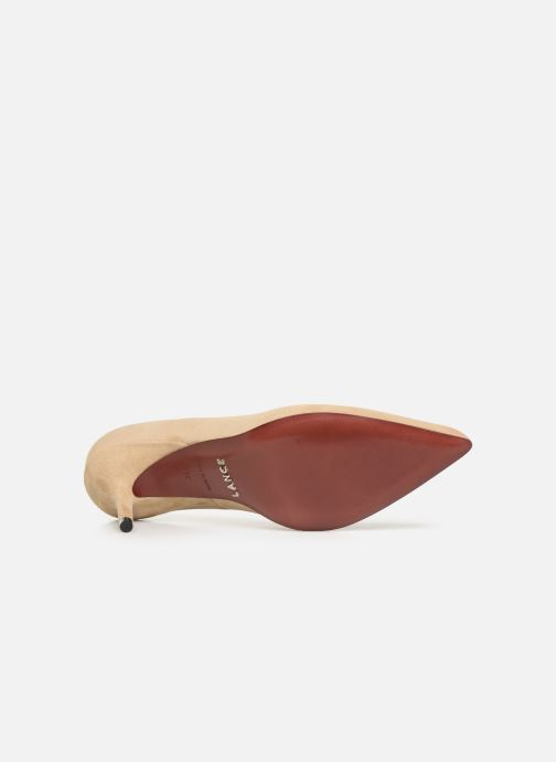 Zapatos de tacón Free Lance Jonie 7 Pumps Beige vista de arriba