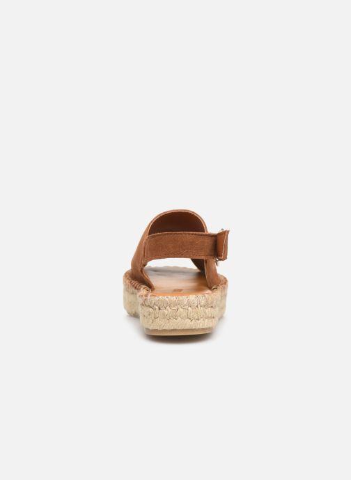 Sandalen Alohas Sandals Back strap Bruin rechts