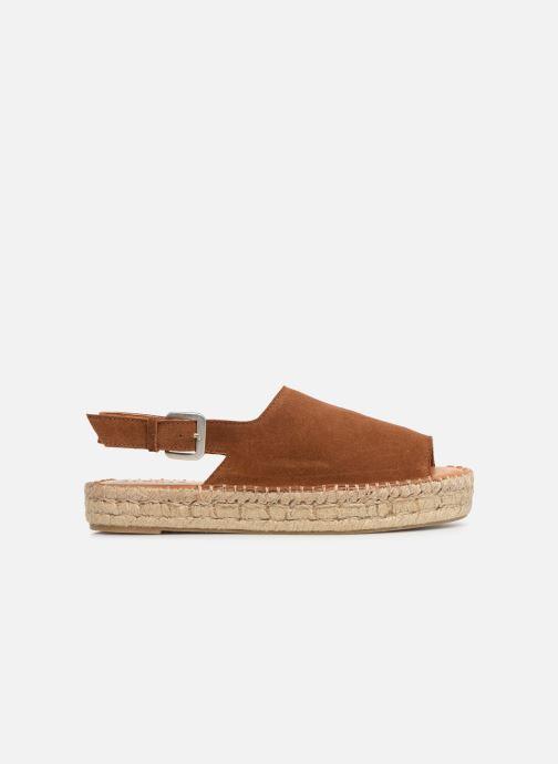 Sandalen Alohas Sandals Back strap Bruin achterkant