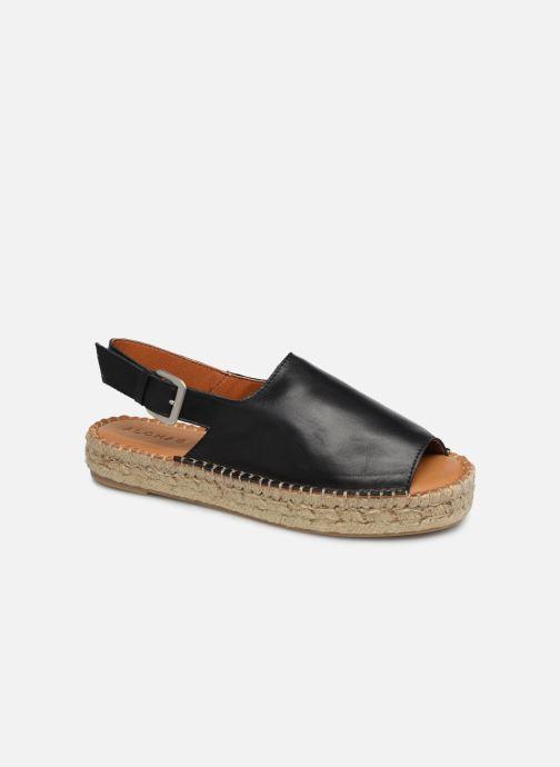 Alohas Sandals Back strap (noir) - Sandales et nu-pieds chez