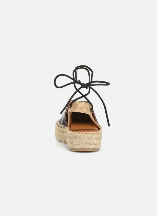 Sandalen Alohas Sandals Cristinas Zwart rechts