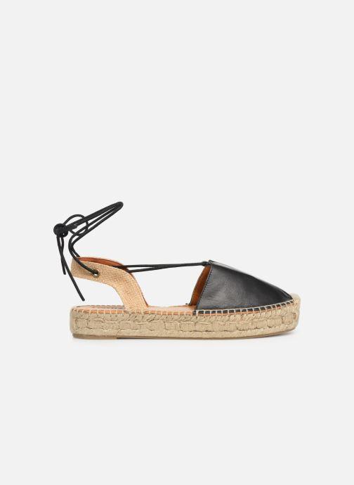 Sandalen Alohas Sandals Cristinas Zwart achterkant