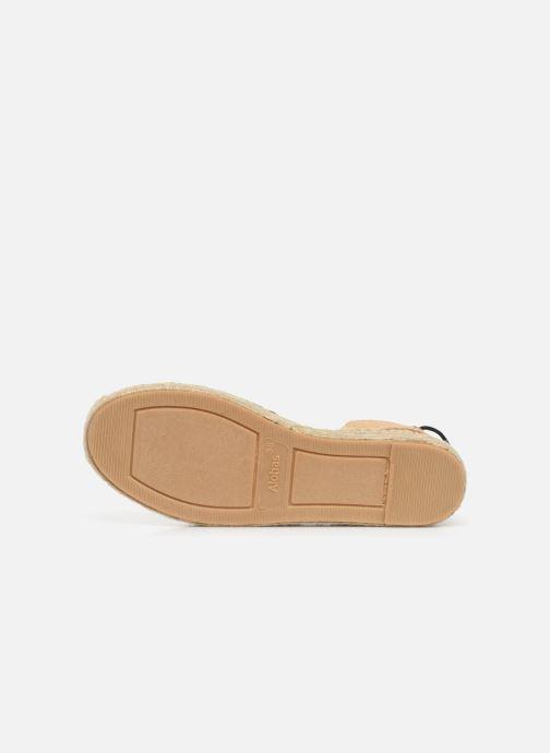 Sandalen Alohas Sandals Cristinas Zwart boven