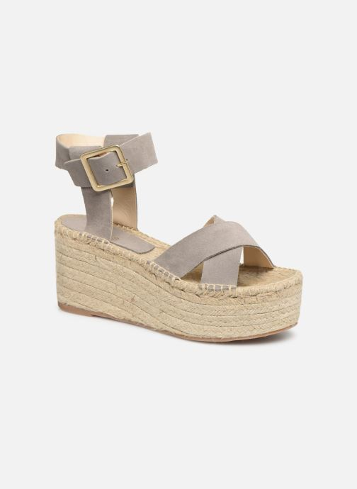 Alohas Sandals Kailua (gris) - Sandales et nu-pieds chez