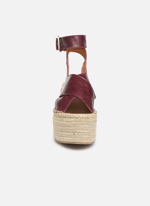 Sandalen Alohas Sandals Vegas Bordeaux model
