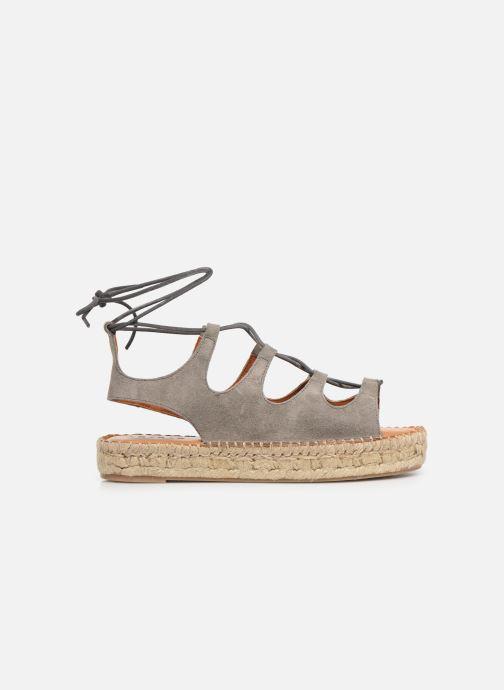 Sandalen Alohas Sandals Gladiator Grijs achterkant