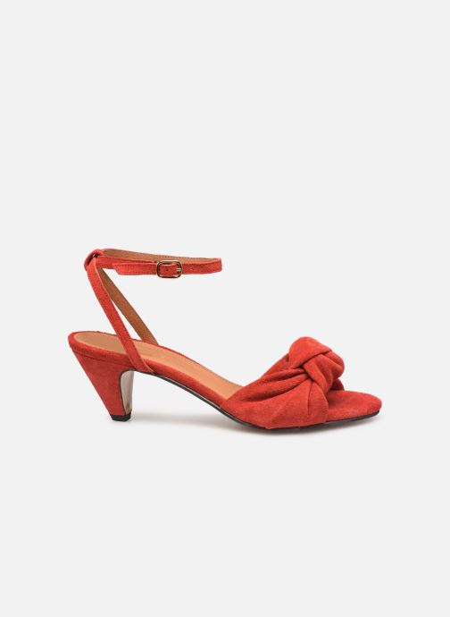 Sandales et nu-pieds Anonymous Copenhagen Aliza Rouge vue derrière