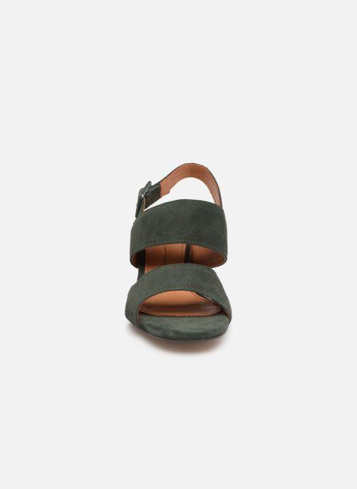 Sandales et nu-pieds Anonymous Copenhagen Belinda Vert vue portées chaussures