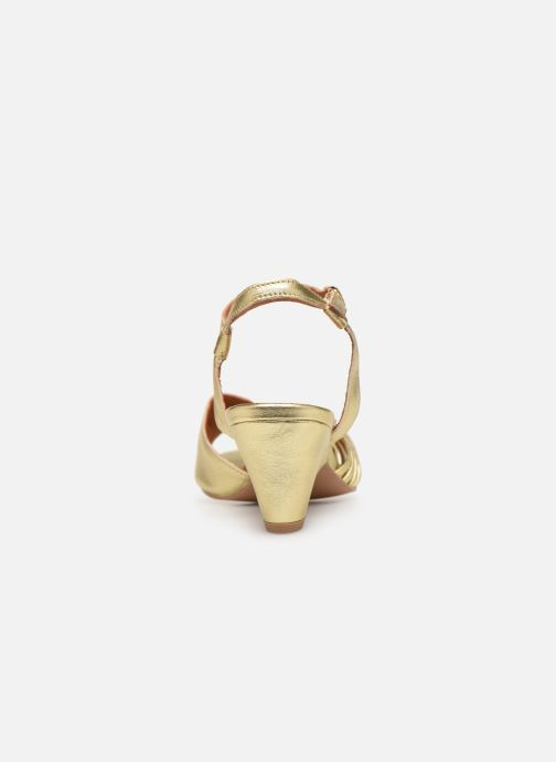 Anonymous Copenhagen Helia (Bronze och Guld) Sandaler på
