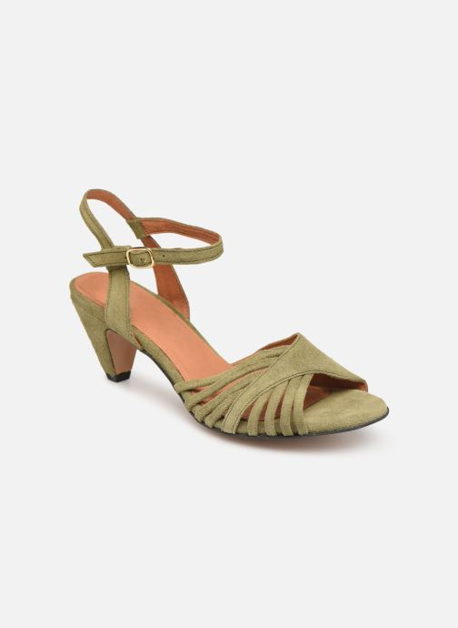 Sandales et nu-pieds Anonymous Copenhagen Hermine Vert vue détail/paire