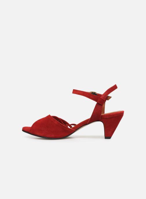 Sandales et nu-pieds Anonymous Copenhagen Hermine Rouge vue face