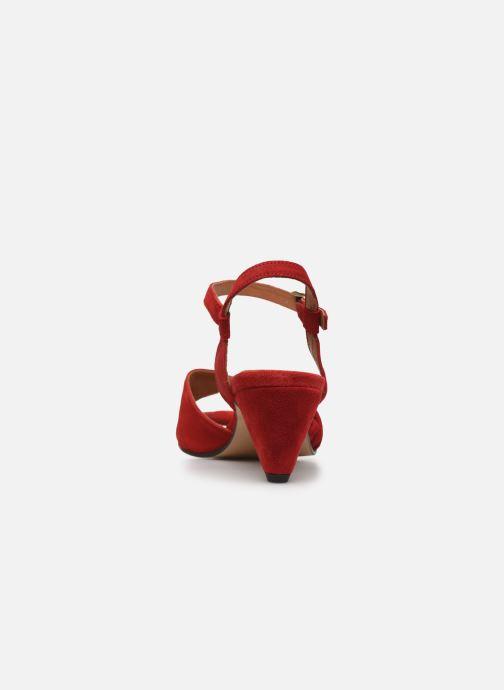Sandales et nu-pieds Anonymous Copenhagen Hermine Rouge vue droite