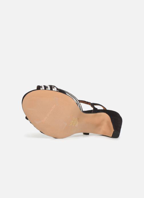 Sandales et nu-pieds Anonymous Copenhagen Kirsti Bleu vue haut