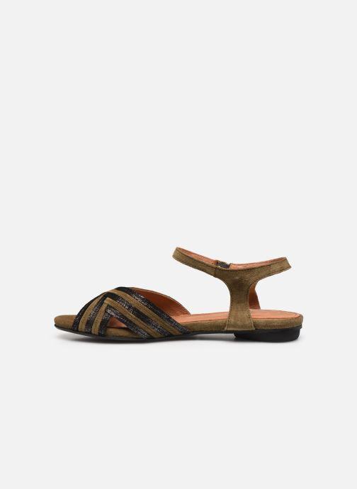 Sandales et nu-pieds Anonymous Copenhagen Niabi Marron vue face