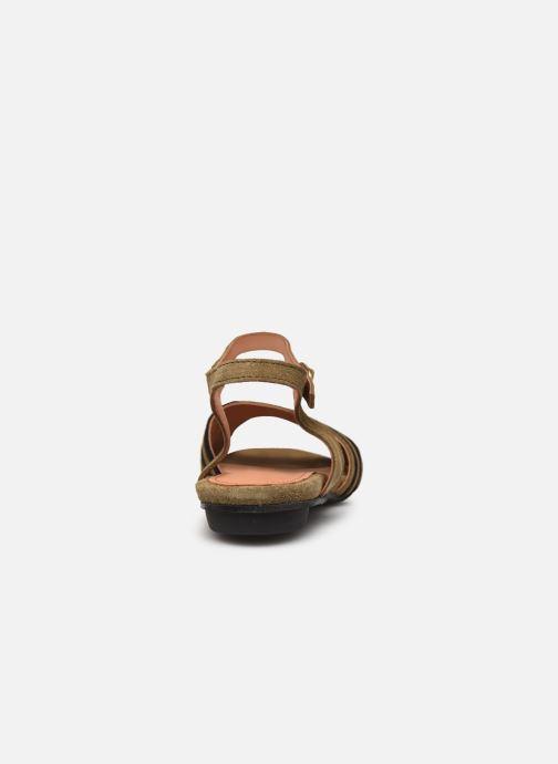 Sandales et nu-pieds Anonymous Copenhagen Niabi Marron vue droite
