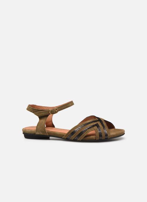 Sandales et nu-pieds Anonymous Copenhagen Niabi Marron vue derrière