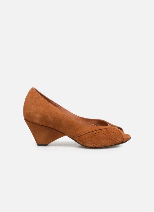 Zapatos de tacón Anonymous Copenhagen Tiffany metallic Marrón vistra trasera
