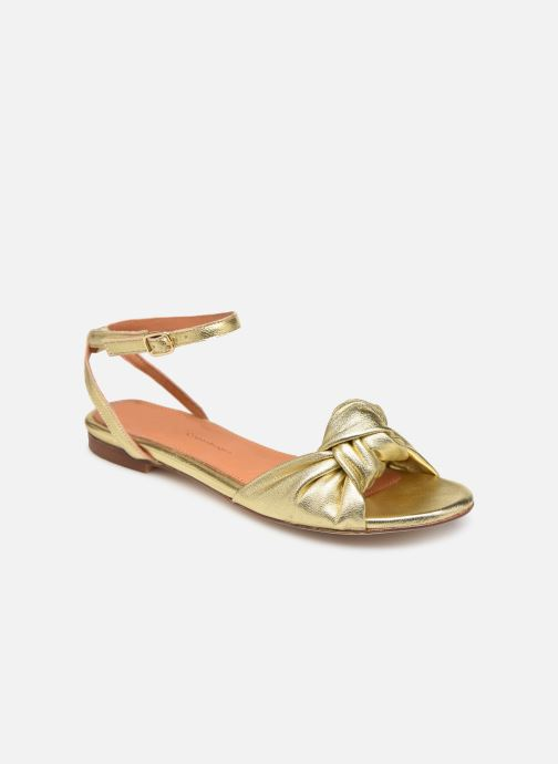 Sandali e scarpe aperte Anonymous Copenhagen Zally Oro e bronzo vedi dettaglio/paio