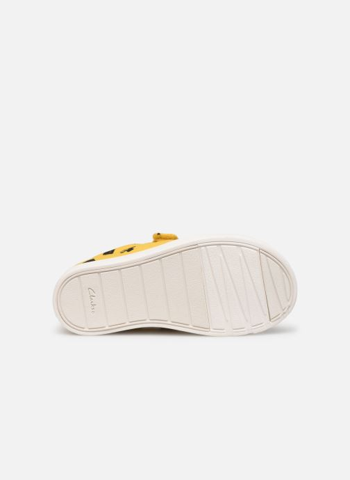 Sneakers Clarks City FlareLo T Gul se foroven