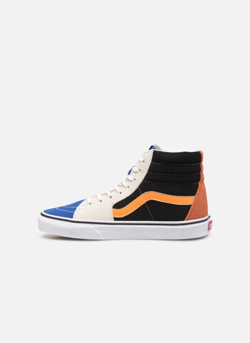 Baskets Vans SK8-Hi W Multicolore vue face