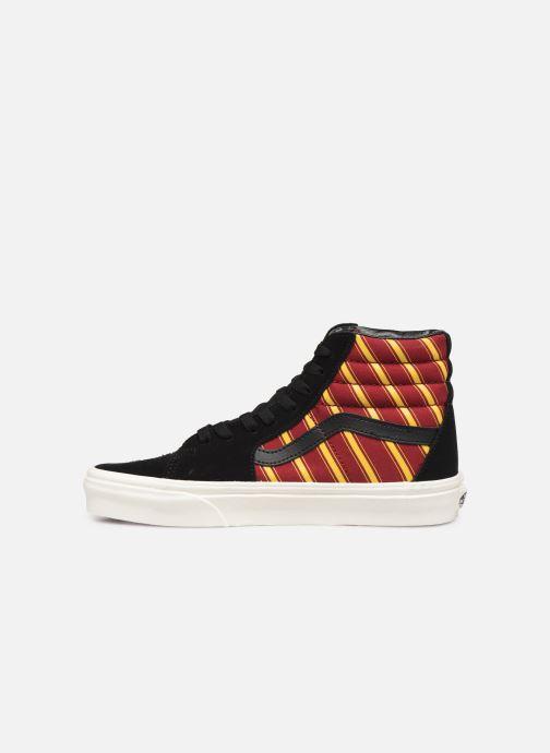 Sneakers Vans SK8-Hi W Zwart voorkant