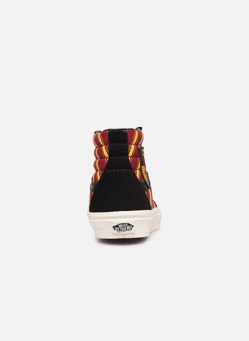 Sneakers Vans SK8-Hi W Zwart rechts