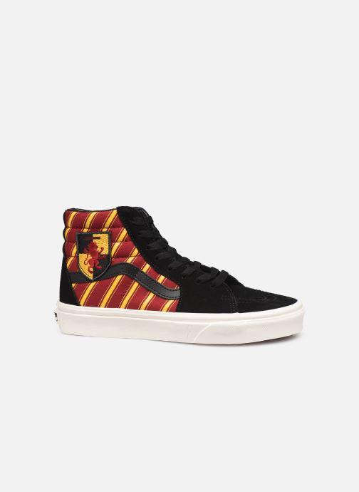 Sneakers Vans SK8-Hi W Zwart achterkant