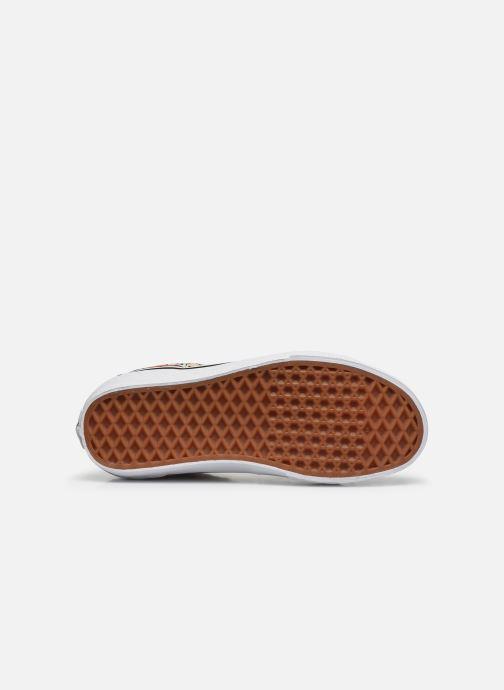 Baskets Vans SK8-Hi W Noir vue haut