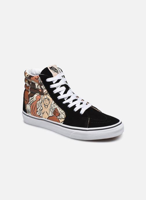 Sneakers Vans SK8-Hi W Zwart detail