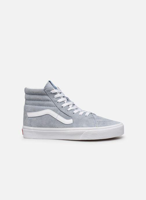 Sneaker Vans SK8-Hi W blau ansicht von hinten