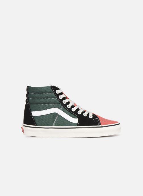 Sneaker Vans SK8-Hi W mehrfarbig ansicht von hinten