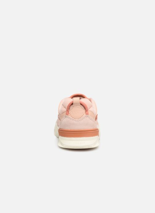 Sneakers Vans Varix WC Rosa immagine destra