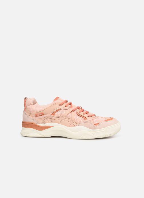 Sneakers Vans Varix WC Roze achterkant