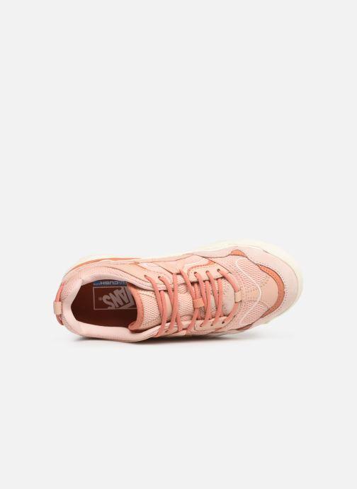 Sneakers Vans Varix WC Rosa immagine sinistra