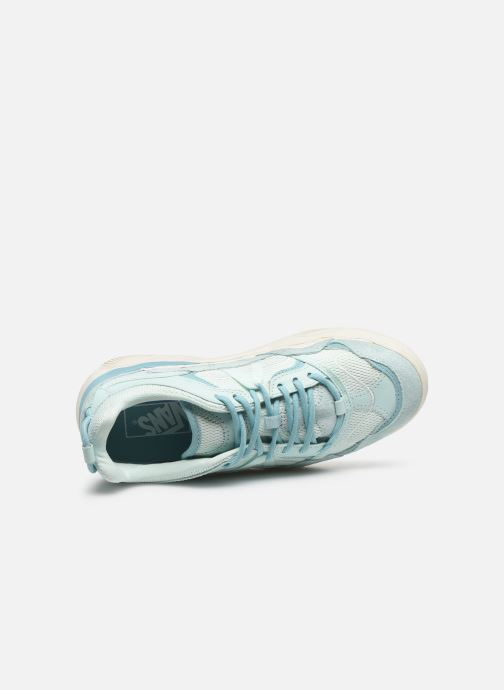 Sneakers Vans Varix WC Azzurro immagine sinistra