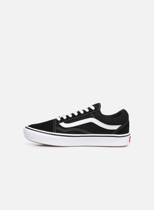 Baskets Vans Comfy Cush Old Skool W Noir vue face