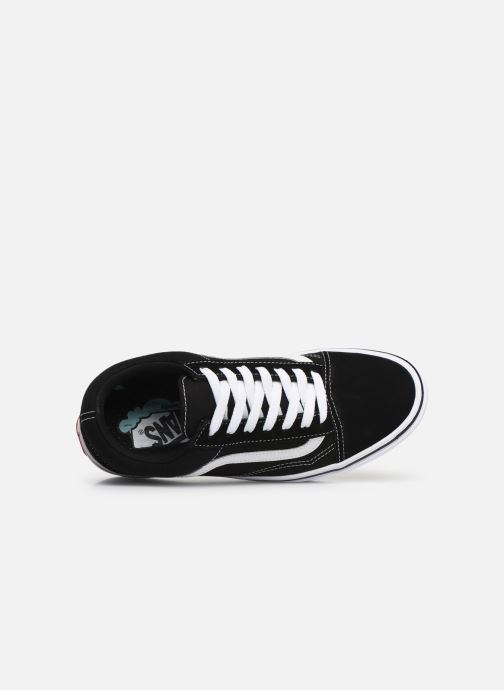Sneakers Vans Comfy Cush Old Skool W Nero immagine sinistra