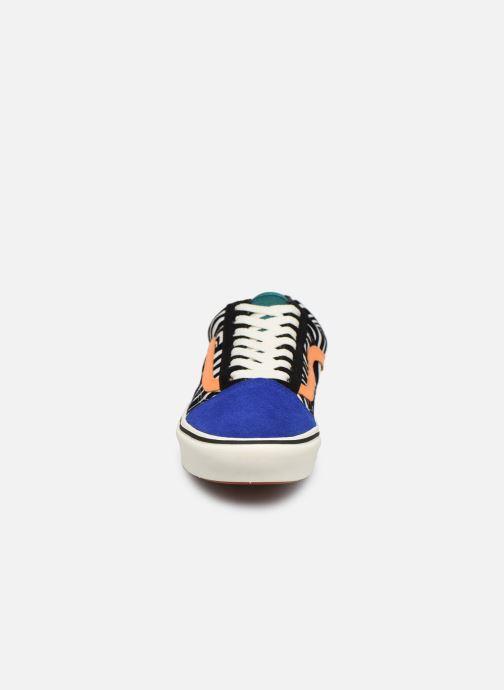 Baskets Vans Comfy Cush Old Skool W Multicolore vue portées chaussures