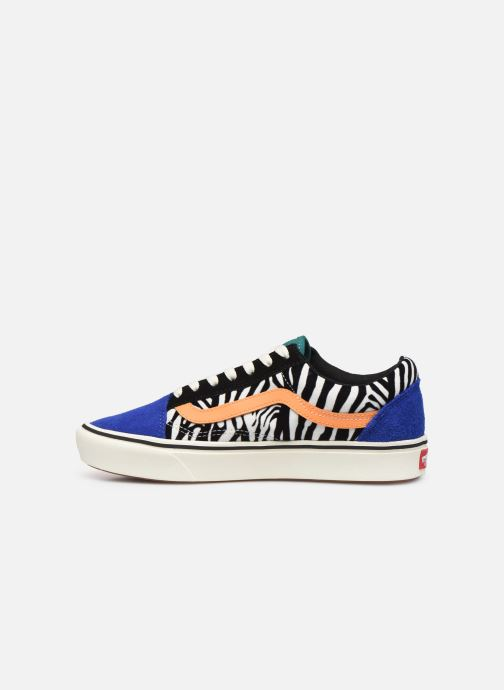 Deportivas Vans Comfy Cush Old Skool W Multicolor vista de frente
