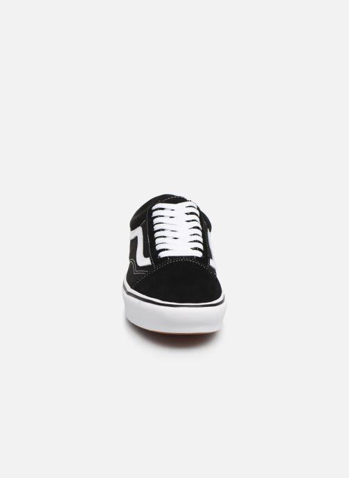 Sneaker Vans Comfy Cush Old Skool schwarz schuhe getragen