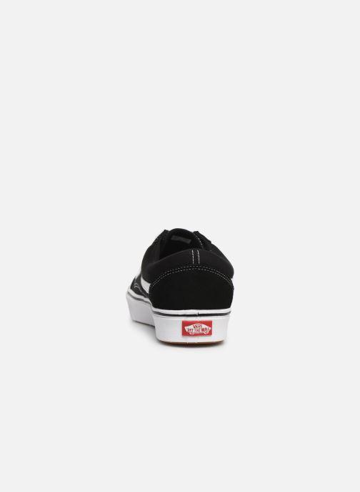 Sneaker Vans Comfy Cush Old Skool schwarz ansicht von rechts