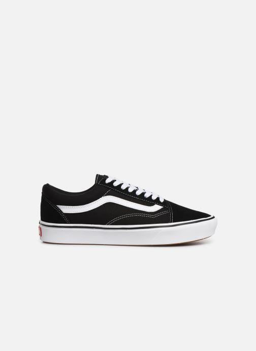 Sneaker Vans Comfy Cush Old Skool schwarz ansicht von hinten