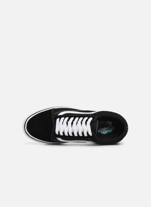 Sneaker Vans Comfy Cush Old Skool schwarz ansicht von links