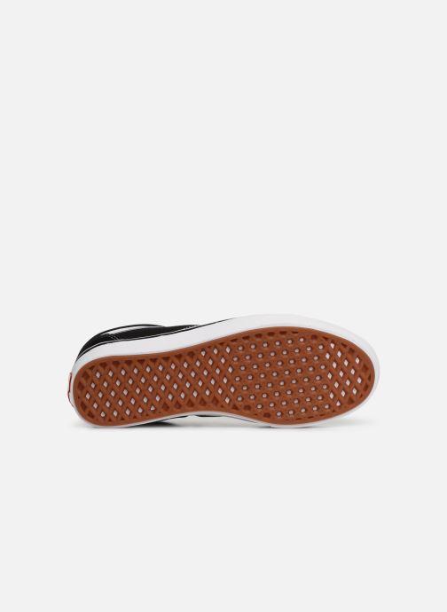 Sneaker Vans Comfy Cush Old Skool schwarz ansicht von oben