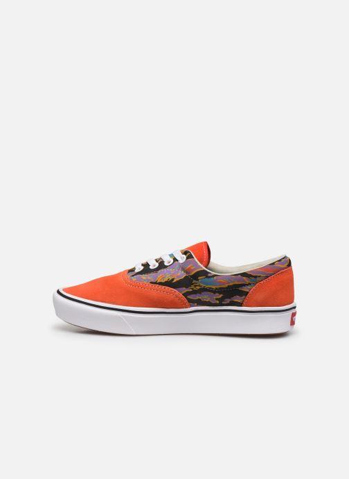 Sneakers Vans ComfyCush Era Oranje voorkant