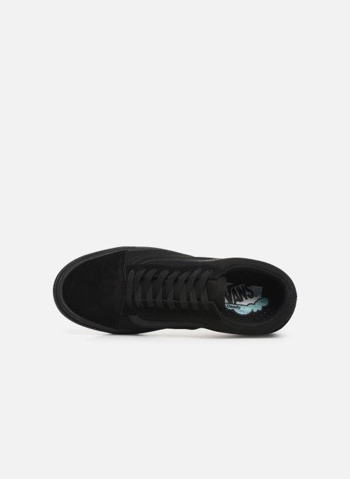 Sneaker Vans ComfyCush Old Skool schwarz ansicht von links