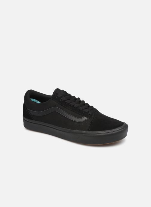 Trainers Vans ComfyCush Old Skool Black detailed view/ Pair view