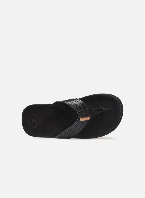 Tongs Cool Shoe Colt Noir vue gauche